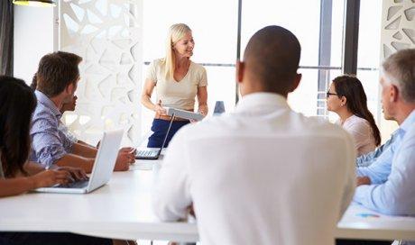 Quel est le but d'une formation en continue en entreprise ?